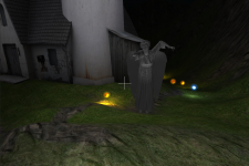 Weeping Angels VR: Captura de tela