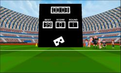 HEAD SOCCER VR: Captura de tela