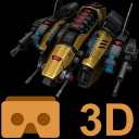 Ícone do produto de Store MVR: Cardboard 3D VR Space FPS game